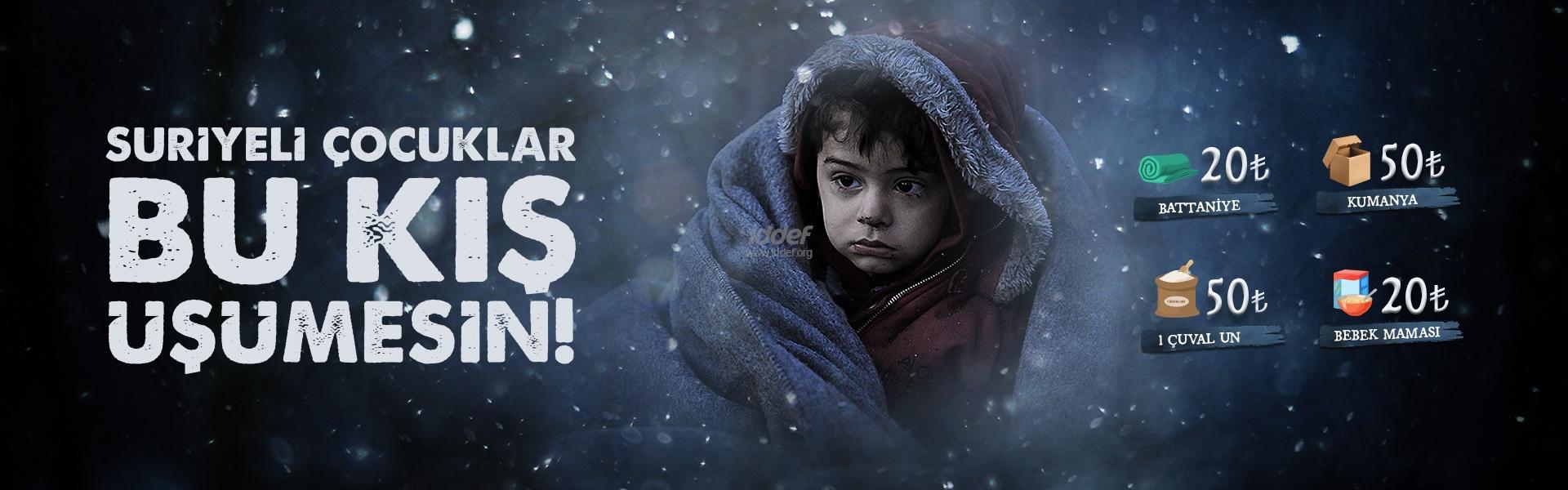 Suriye Kış